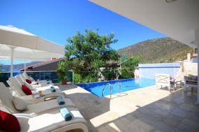 kiralık yazlık Villa Rüzgar