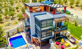 kiralık yazlık Villa Su