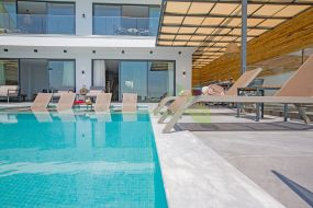 kiralık yazlık Villa Rosso