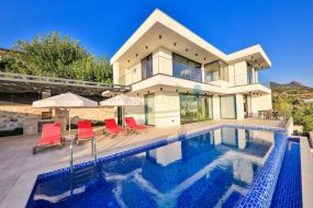 kiralık yazlık Villa Azure 2