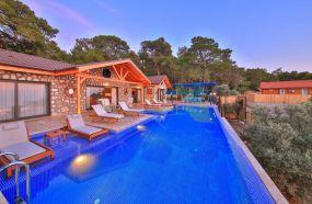 kiralık yazlık Villa Ahtapot