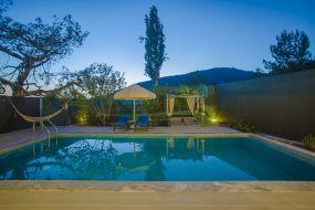 kiralık yazlık Villa Sarp