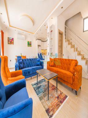 kiralık yazlık Villa Karadağ