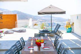kiralık yazlık Villa Azur