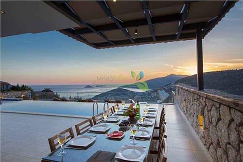 kiralık yazlık Villa Topçu