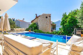 kiralık yazlık Villa Kalamar House