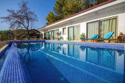 kiralık yazlık Villa Alinda