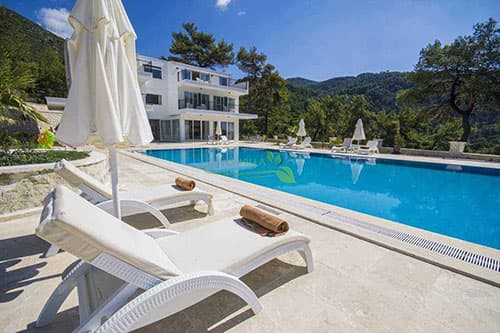 kiralık yazlık Villa Seraniti